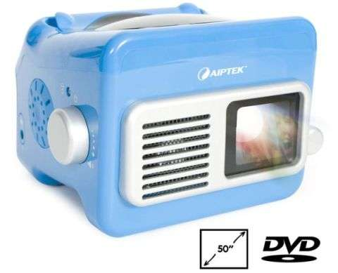 Portable Movie Projectors