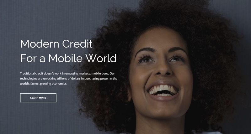 Mobile Credit Platforms