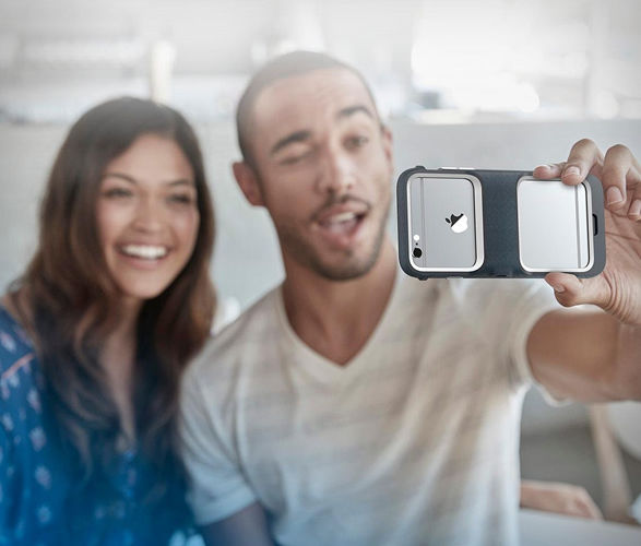 Storage-Increasing Smartphone Cases