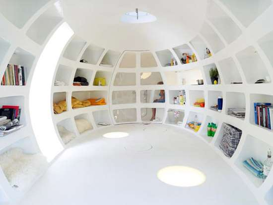 Mobile Living Pods