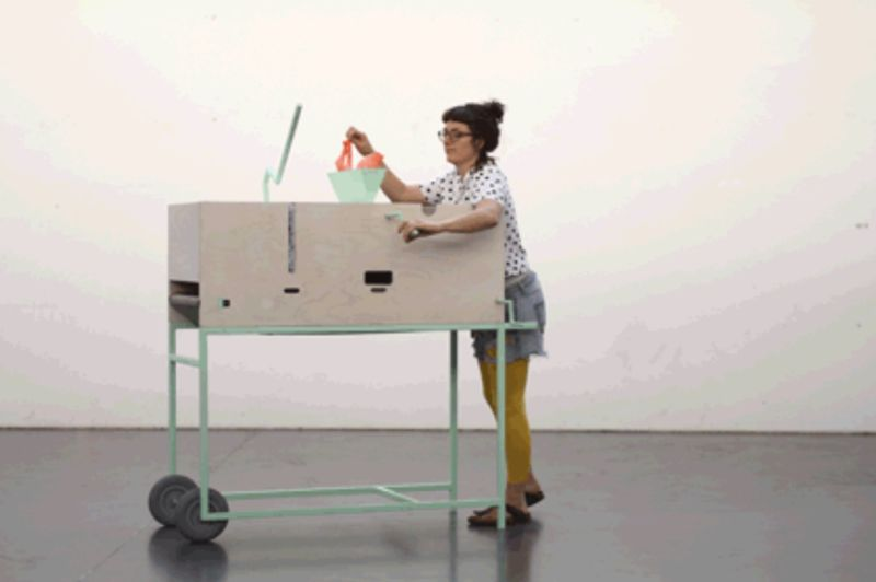 Mobile Manufacturing Carts