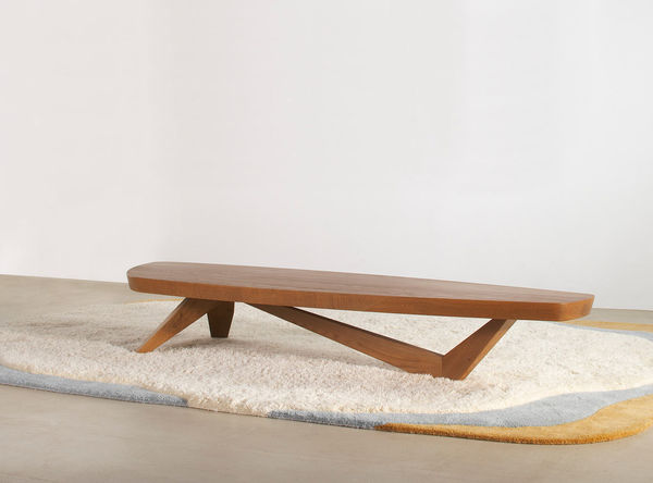 Surfboard-Like Furniture