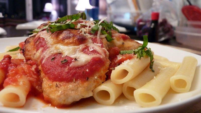 Imitation Italian Chicken
