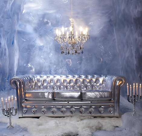 Luxury Igloo Interiors