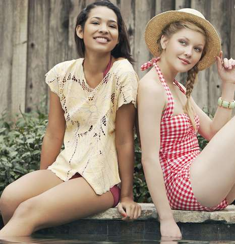 ModCloth Seize the Summer lookbook