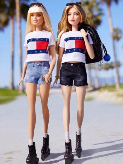 Millennial Model Barbies