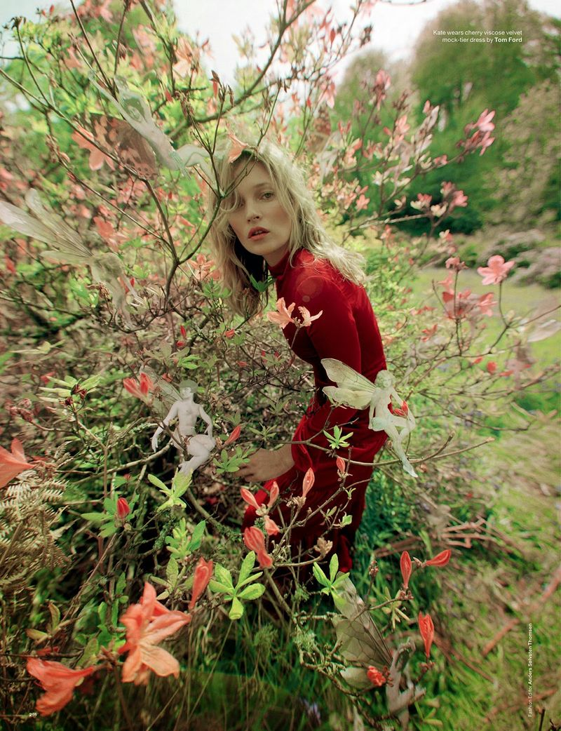 Mythical Garden Editorials