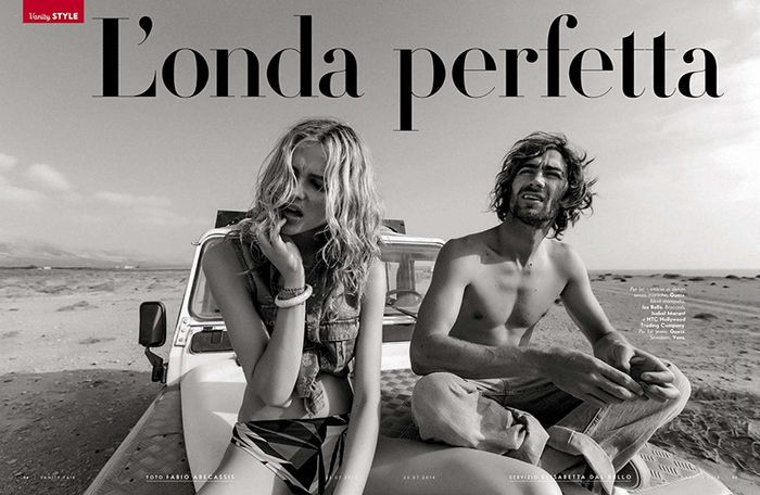 Bohemian Surfer Editorials