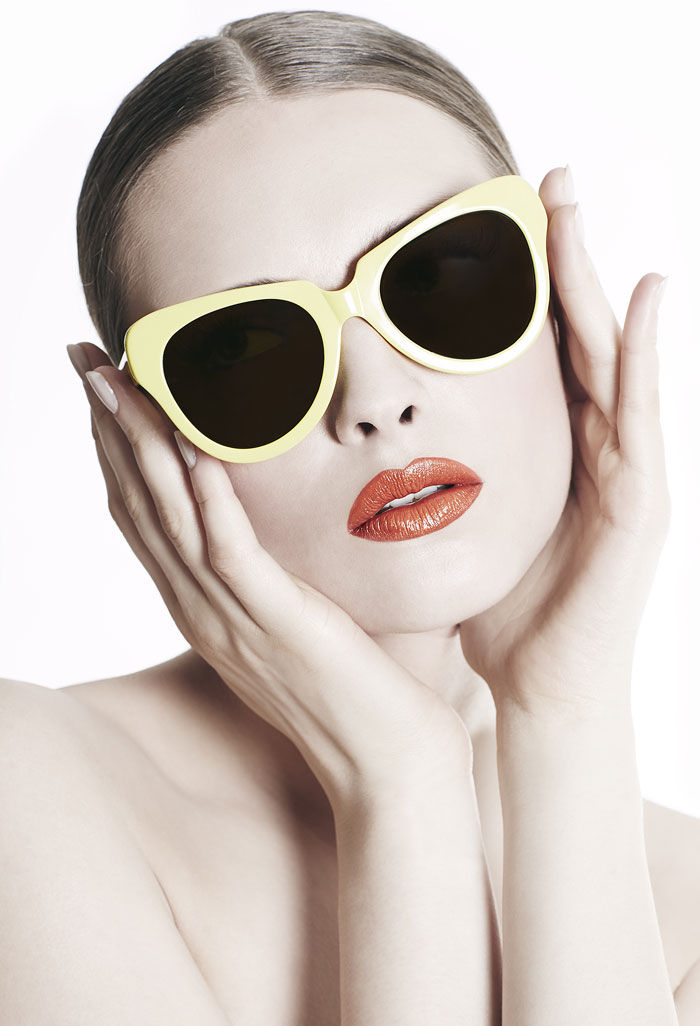 Elegant Sunglasses Editorials