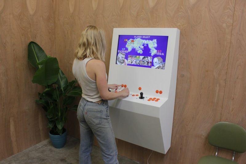 Modern Arcade Cabinets