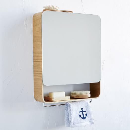 Contemporary Washroom Storage
