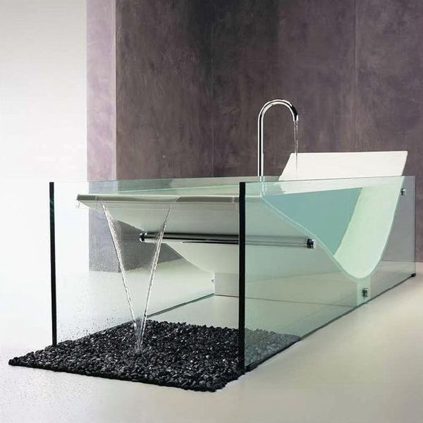 Chaise Lounge Bathtubs Modern Bathtub