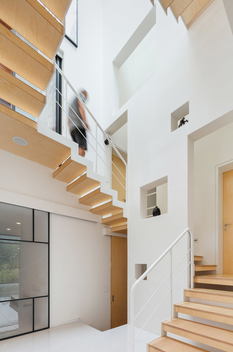 Condensed Multi-Level Homes
