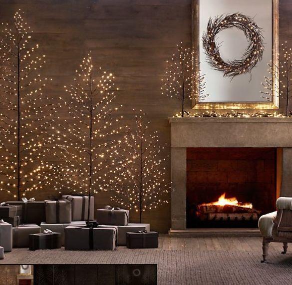 Modern Christmas Trees : modern Christmas tree