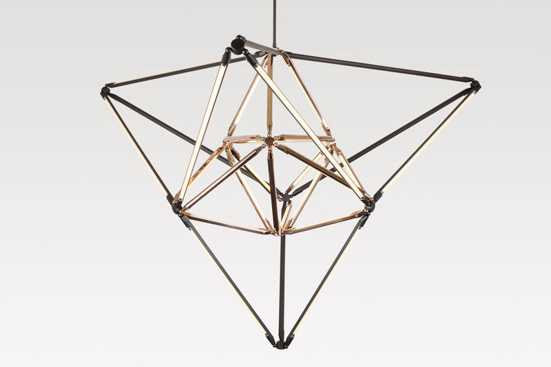 Modern Geometric Lighting