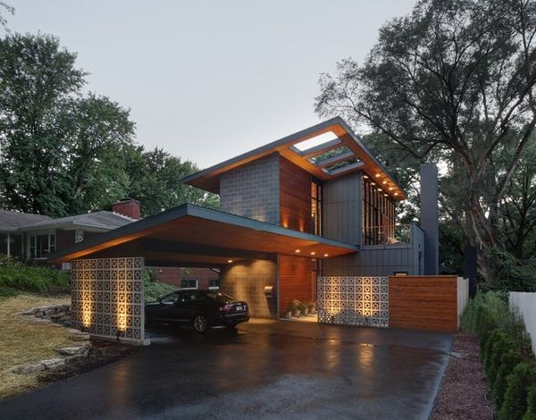Modern home makeovers