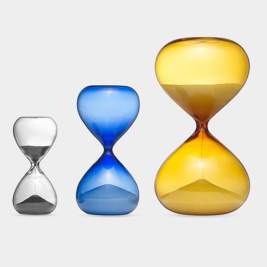 Elegant Modern Hourglasses