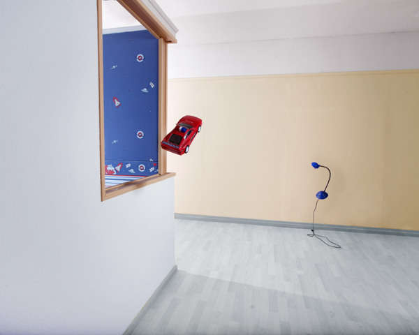 Animated Inanimate Object Art