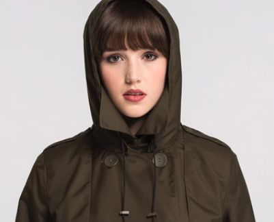 Classically Modern Raincoats