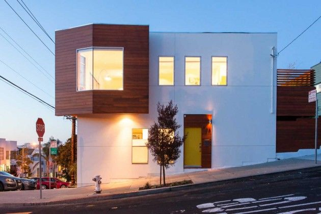 Unified Downtown Duplexes