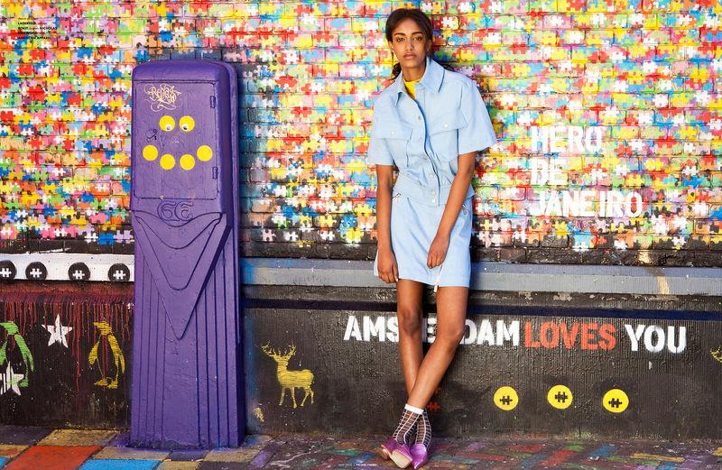 Modern Schoolgirl Fashion
