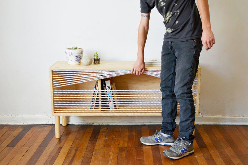 Boxing Ring-Inspired Furniture