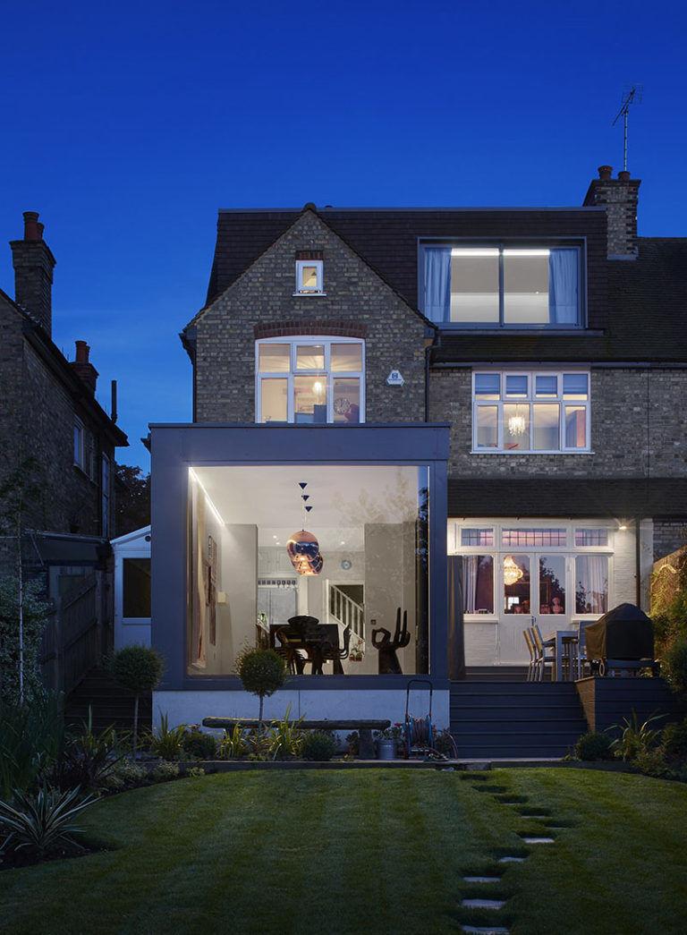 Modern Suburban Homes