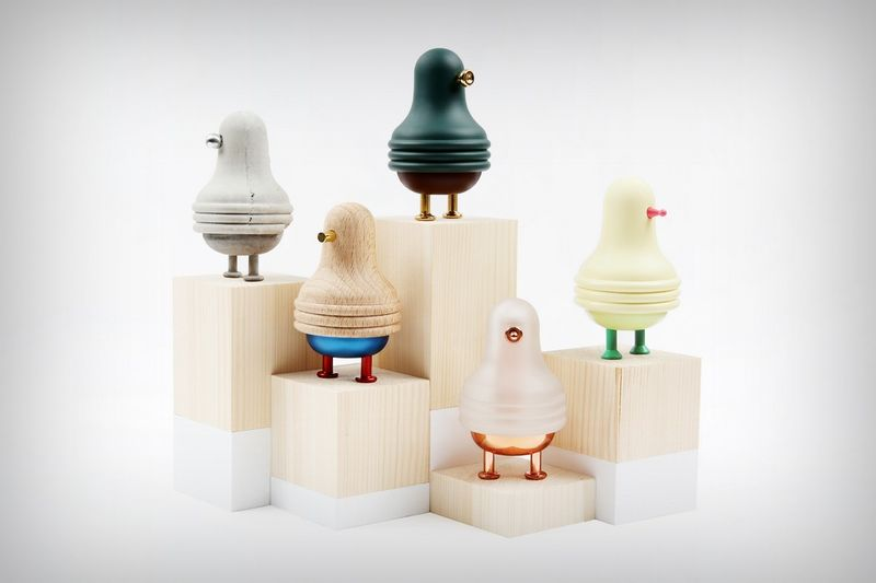 Antique-Inspired Modern Toys
