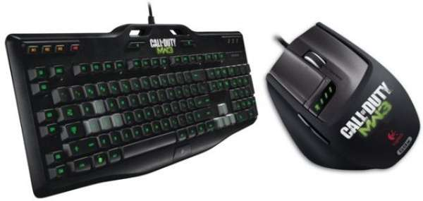 Modern Warfare 3 keyboard