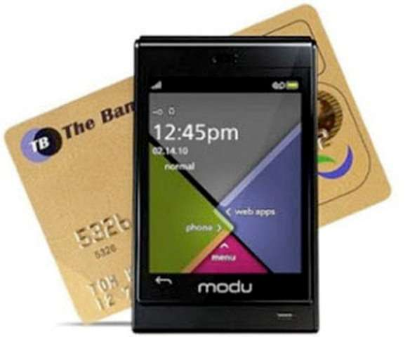 Slim Touchscreen Mobiles