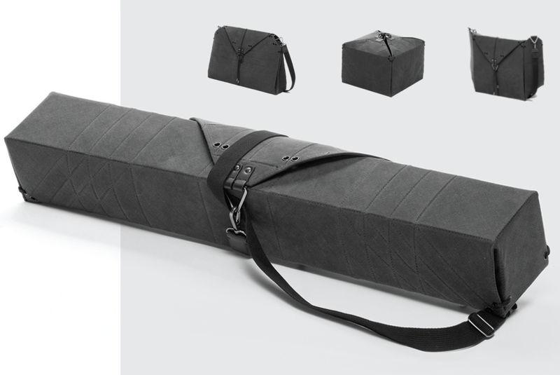 Multi-Functional Modular Bags