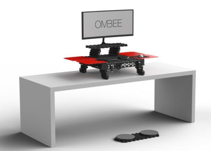 Standing Modular Desk Designs