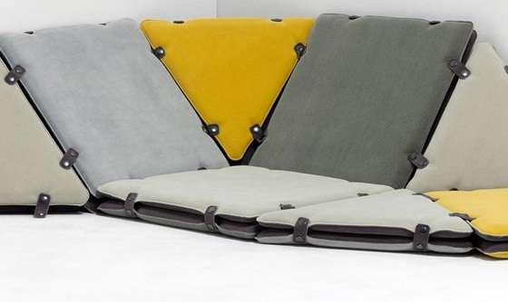 Custom Construction Cushions Modular Furniture