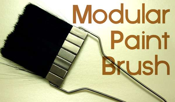 Modular Paint Brush