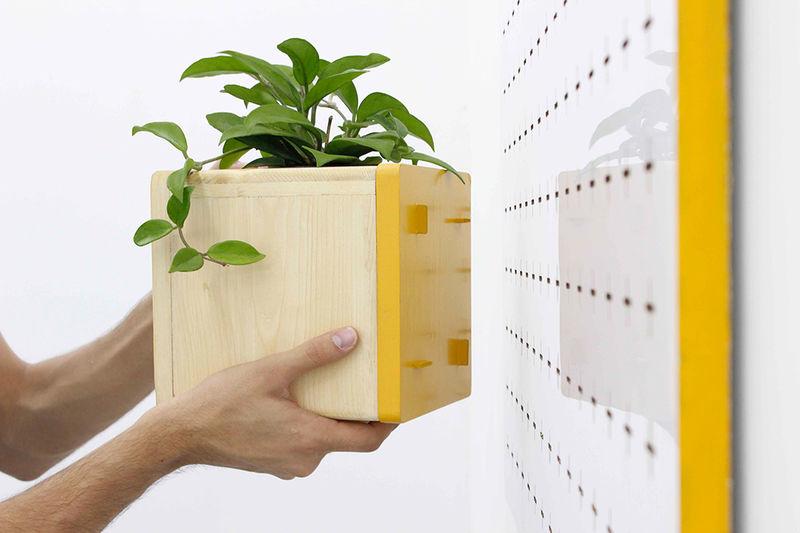 Multifarious Wall-Mounted Storage