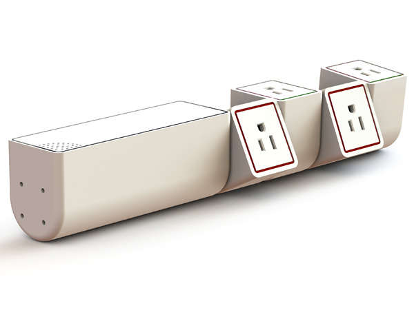 Modular Power Strip