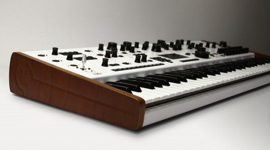 Hybrid Synthesizers