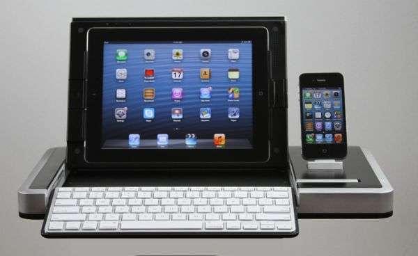 Productive Multi-Device Desks