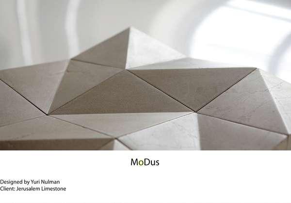 Uneven Decorative Cladding