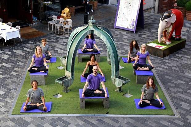 Orchestral Yoga Classes