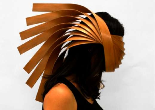 Mohawk Headdress by Vivian Chiu