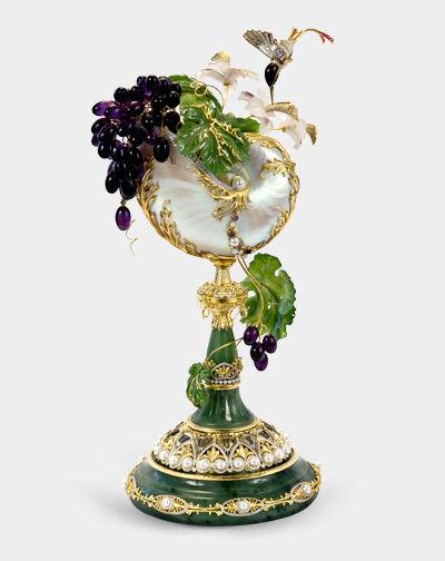 Enchanting Jeweled Clocks