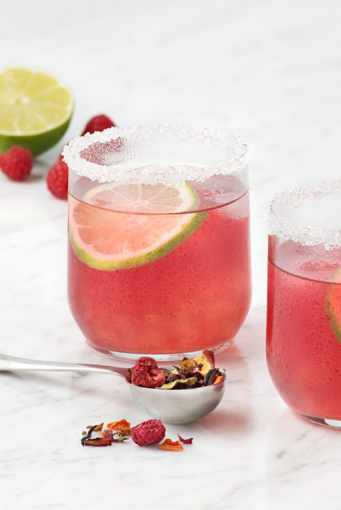 Tea-Based Summer Cocktails