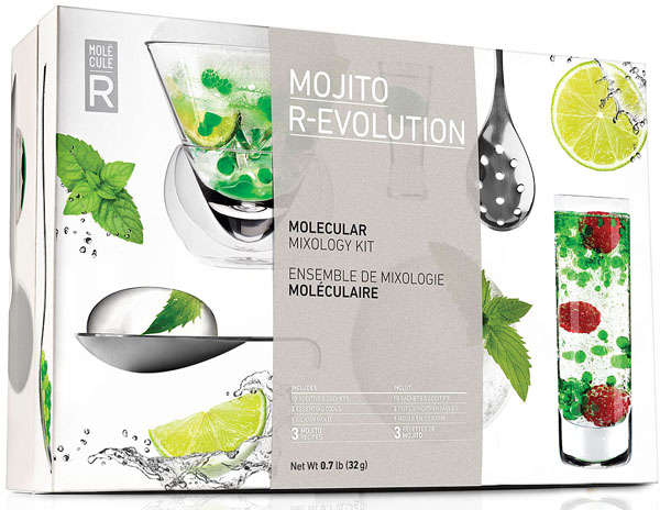 Mojito R-Evolution Molecular Mixology Set