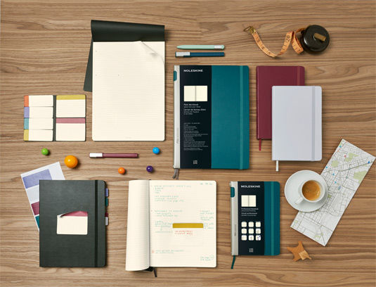 Productivity-Enhancing Stationery Collections