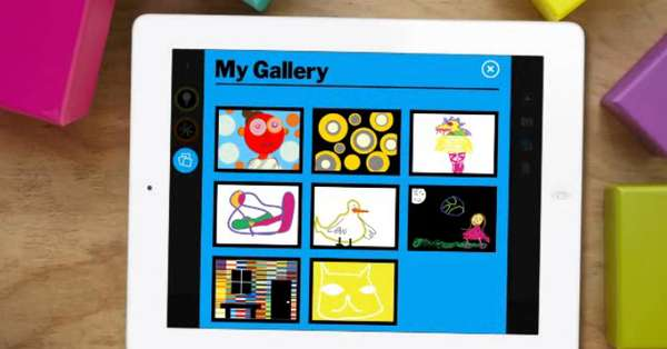 Creativity-Enhancing iPad Apps