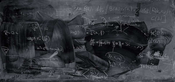 Post-Lecture Blackboard Photography