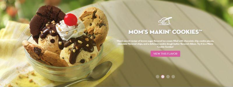 Maternal Ice Cream Flavors