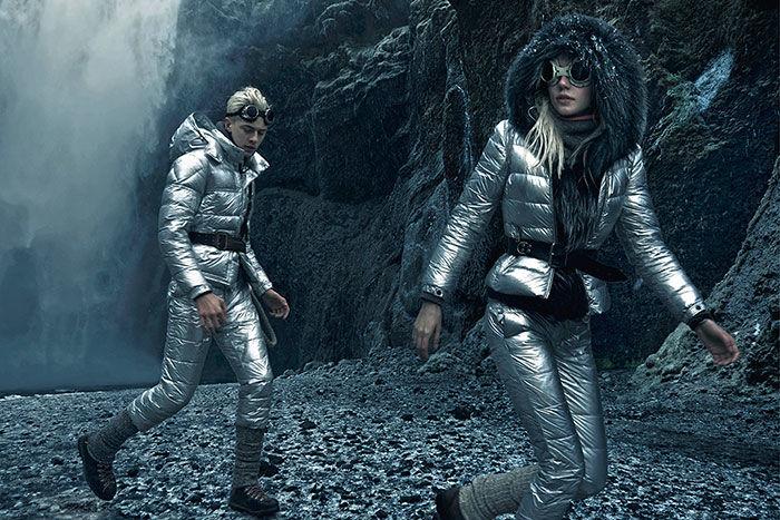 Sci-Fi Winter Fashion
