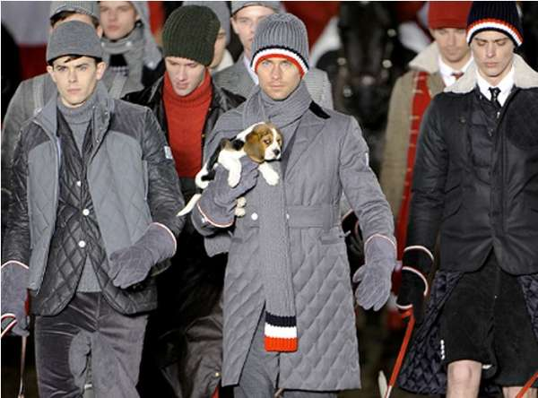 Pet-Friendly Fashion Shows